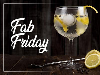 fab Gin Friday