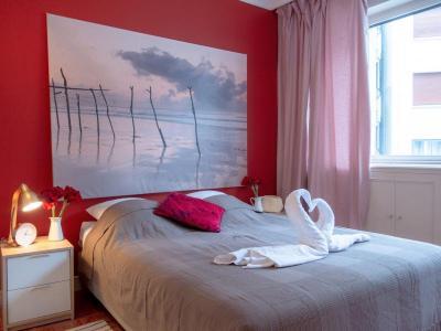 George 1BR Bedroom 01