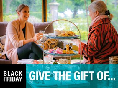 Black Friday Gift Vouchers - Afternoon tea