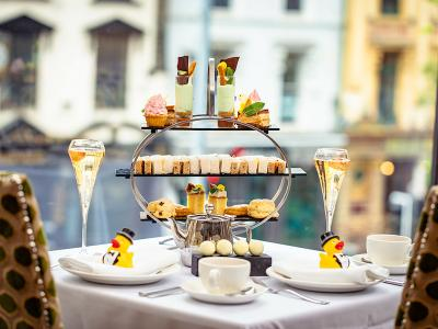 Europa Sparkling Afternoon Tea 2019