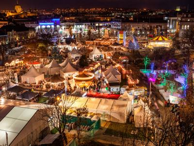 Galway Christmas Markets