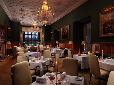 The Oak Room Dining Room