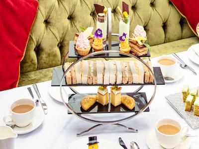 Europa Afternoon Tea 2019