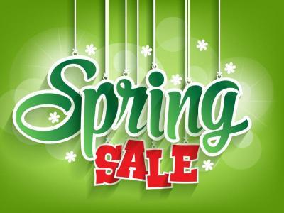 Spring Sale 2