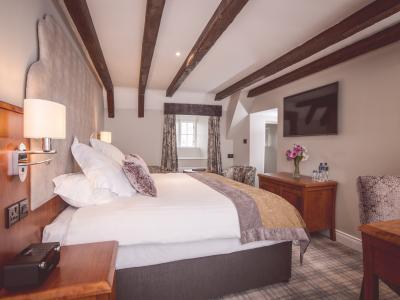 Ballygally Tower Bedroom 2017