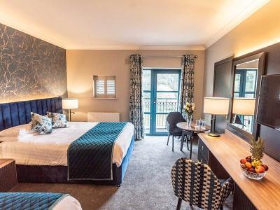 Blue Balcony Room 4