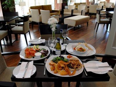 Parkview Synnotts Bistro Meal