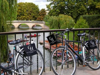 Gonville Hotel Bikes - River