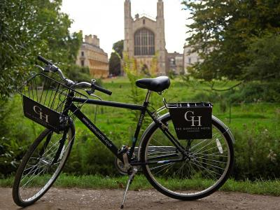 Gonville Hotel Bikes - Cathedral