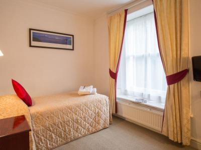 Single Room at The Washington Bristol