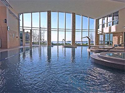 Pool at Hodson Bay Hotel