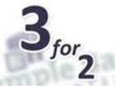 3 for 2 offer 1
