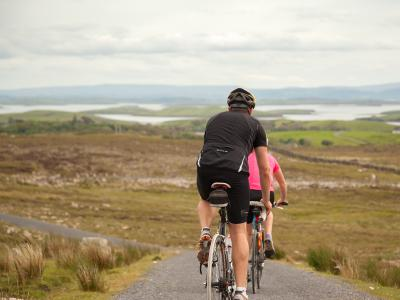 Cycling on the Wild Atlantic Way