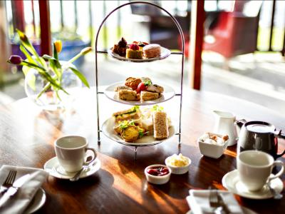 new afternoon tea no alcohol