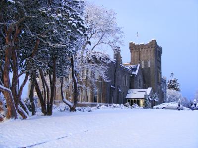 winter kilronan castle