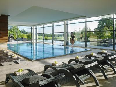 Pool Inside Health Spa