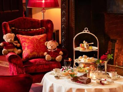 Festive Afternoon Tea 2018