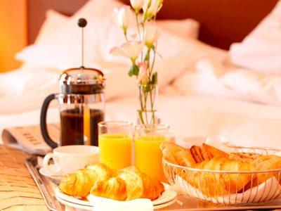 Breakfast - Bally Garry House Hotel