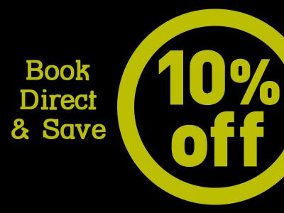 gn 10pc off book direct 2