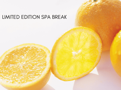 Limited Edition Spa break