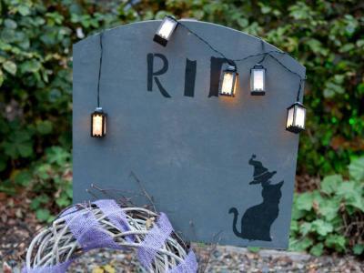 RIP Sign